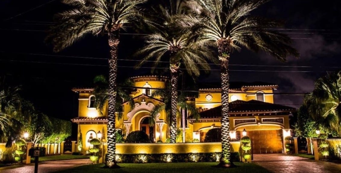 Landscape-Lighting-Fort-Lauderdale-Illumination FL