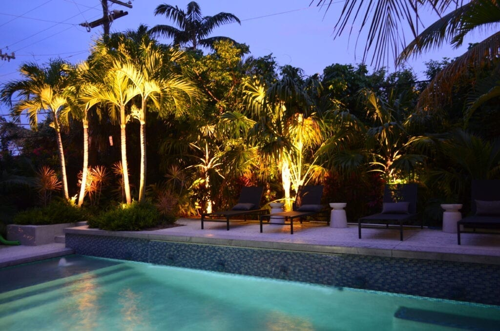 Delray Beach - LED Landscape Lighting