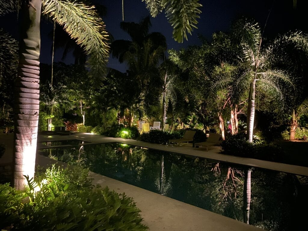 LED Landscape Lighting - Delray Beach