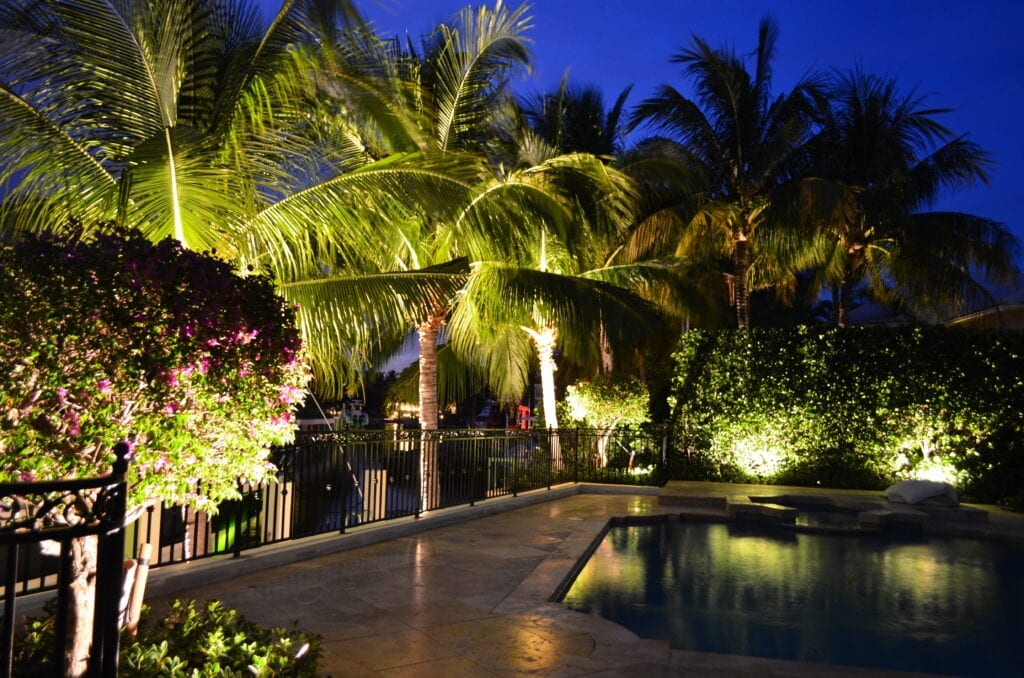 Landscape Lighting LED Residential