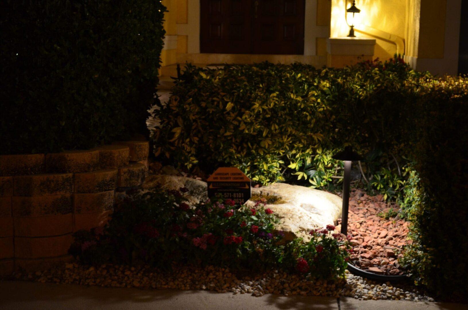 Residential Landscape Lighting LED