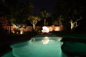Residential LED Landscape Lighting