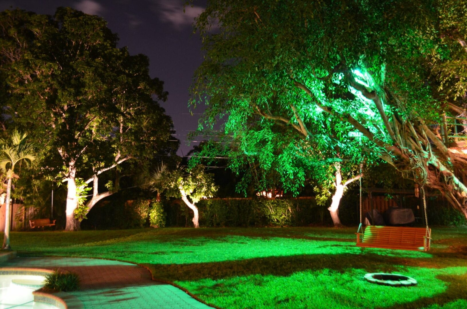 Leisure LED Landscape Lighting