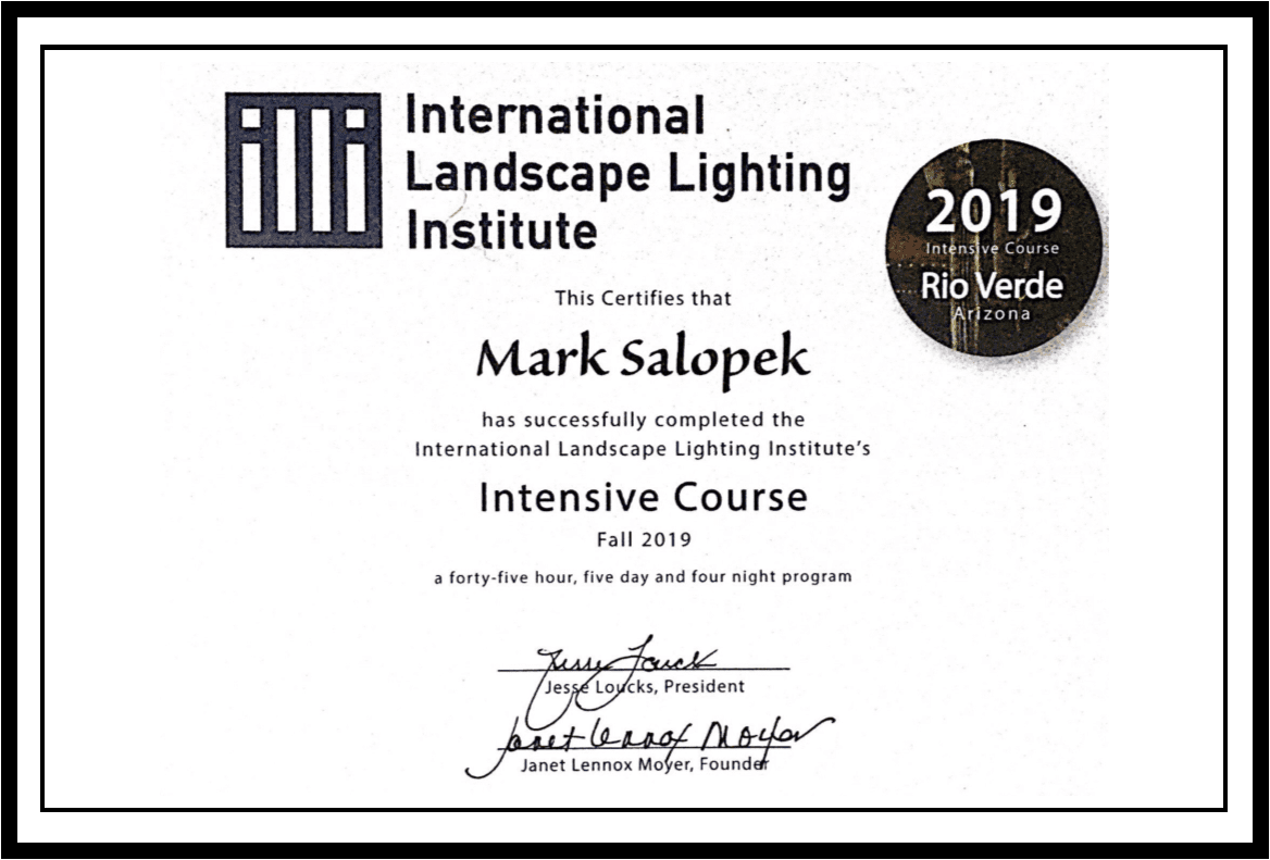 Landscape Lighting Professionals