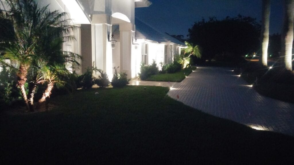 Illumination FL - Landscape lighting
