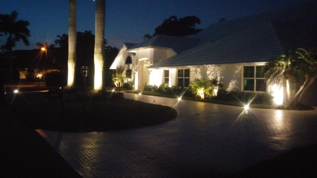 Landscape Lighting-Boynton Beach-Illumination FL