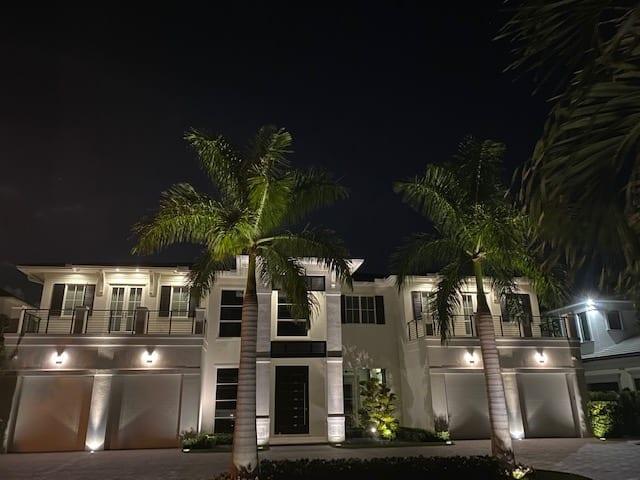 Landscape Lighting-Boca Raton-Illumination FL