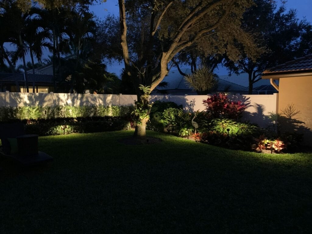 Landscape Lighting-Delray Beach-Florida-Illumination FL