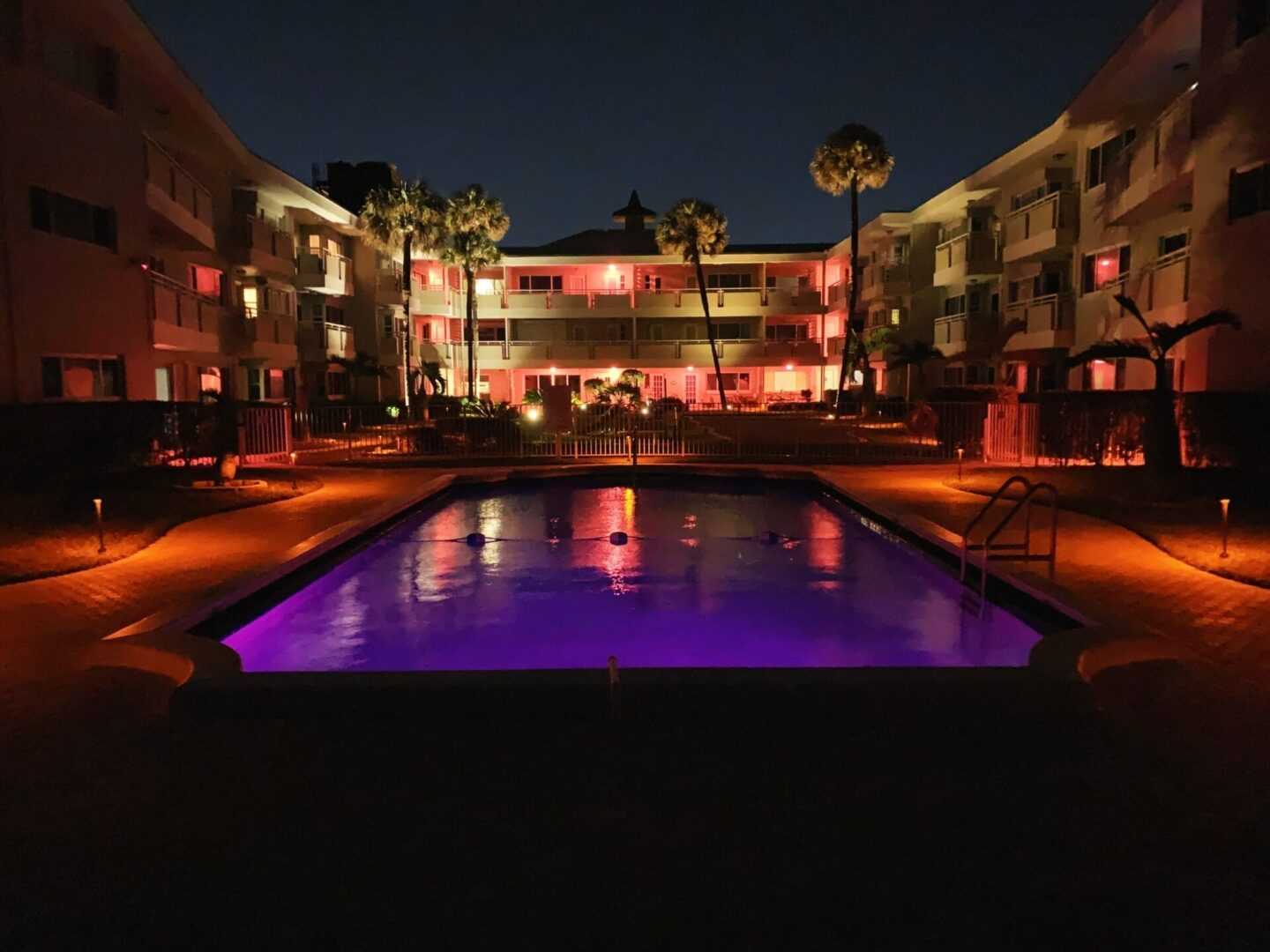 Landscape Lighting-Hillsboro-Imperial-Condo-Commercial-Illumination FL