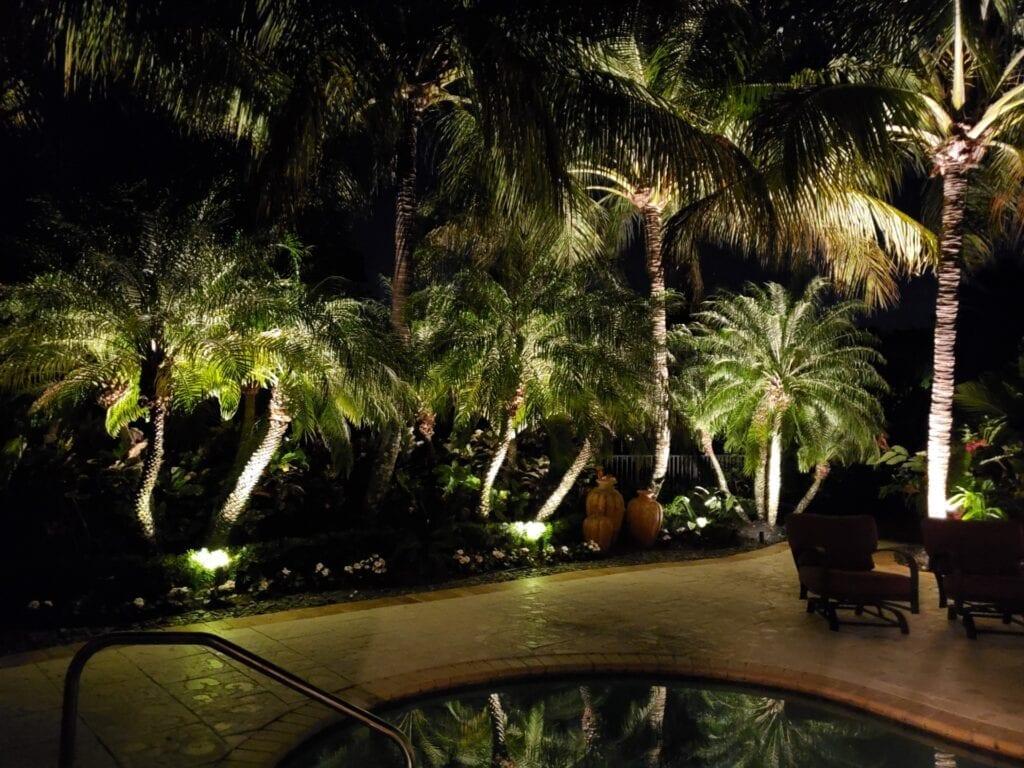 Illumination FL - Pool - Landscape Lighting