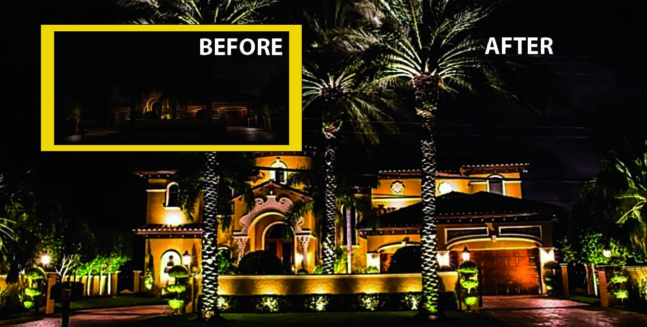 Illumination FL-Landscape-Lighting-Before-After-Designer-Lighting