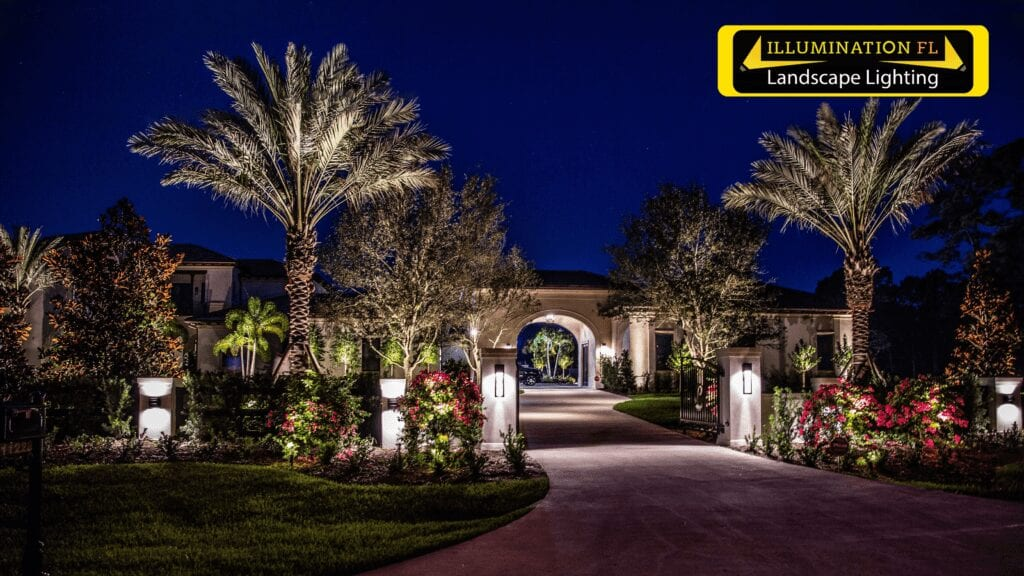 Illumination FL-landscape lighting