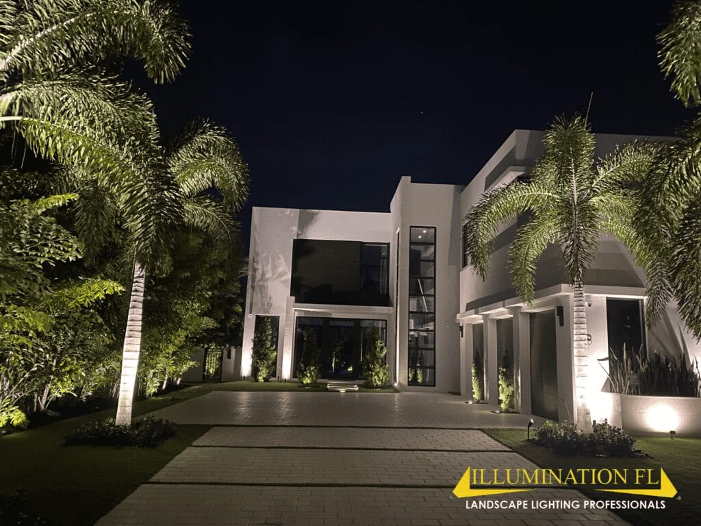 Illumination FL - Contemporary - Custom - Home - Landscape Lighting - safety - security