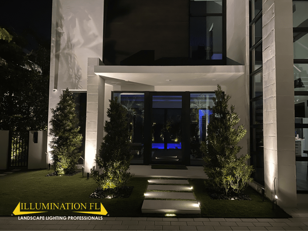 Illumination FL - Entrance - Outdoor Lighting - Path Lights