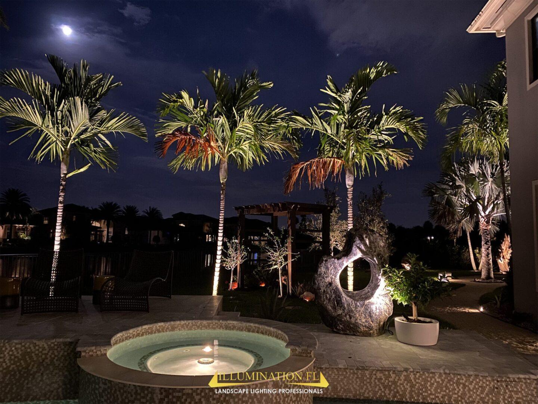 Illumination-FL-Landscape-Lighting-Creative-Spa-Backyard