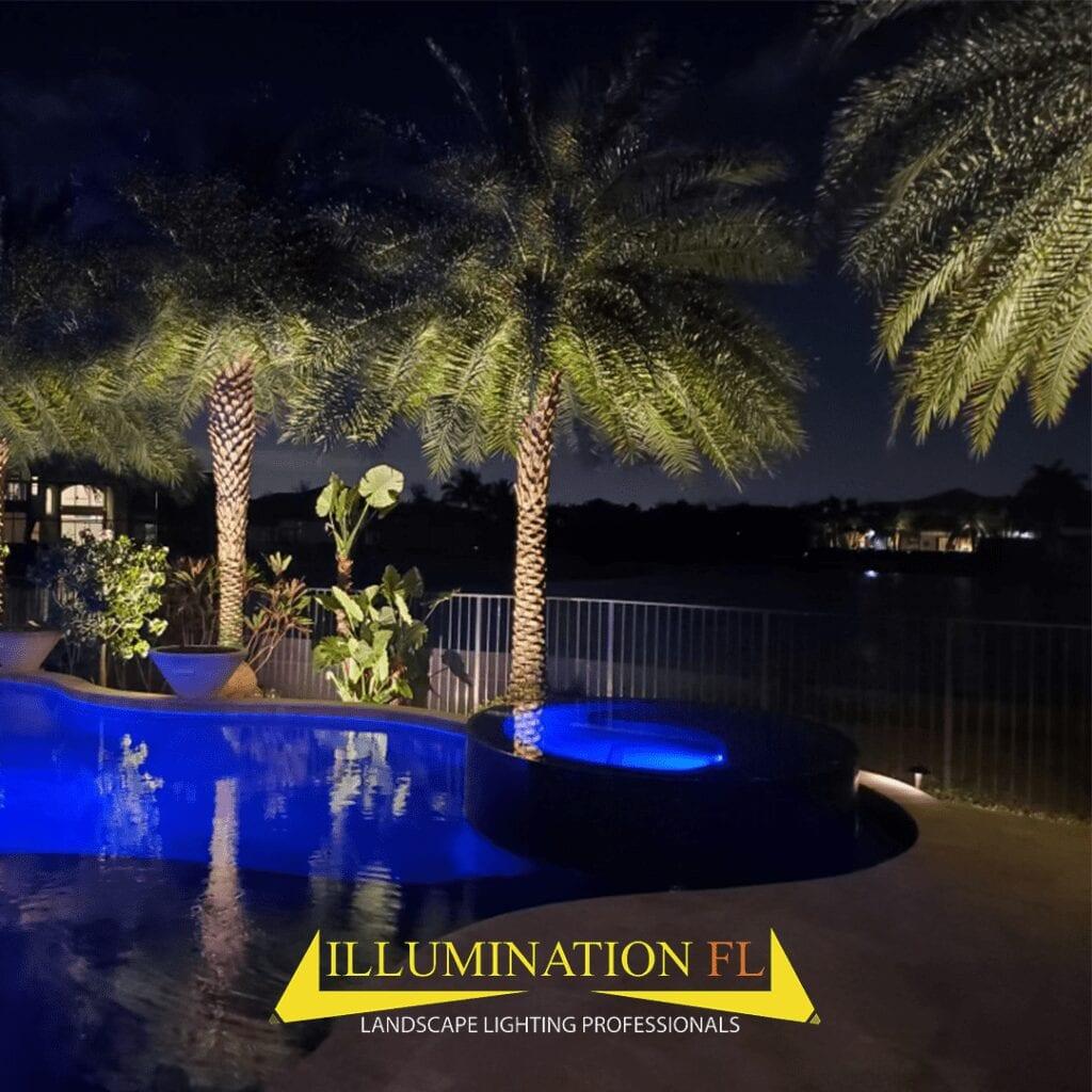 Illumination FL Landscape Lighting - Pool